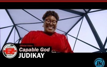 VIDEO: Judikay – Capable God